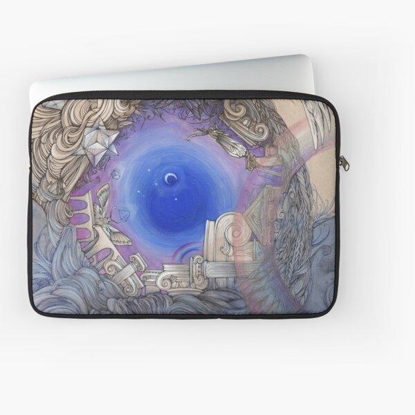 The Metaphysical Head Laptop Sleeve