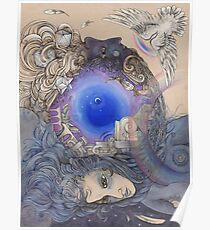 The Metaphysical Head Poster