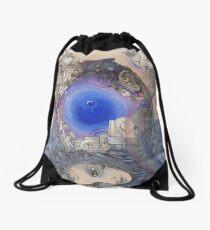 The Metaphysical Head Drawstring Bag