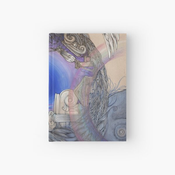 The Metaphysical Head Hardcover Journal
