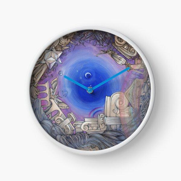 The Metaphysical Head Clock