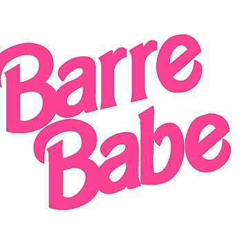 '90s Barbie Barre Babe Tank Top Tshirt by adorpheus