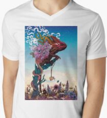 Phantasmagoria II V-Neck T-Shirt