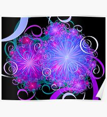 Ribbon and Lace Poster