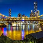 Story Bridge- Brisbane Queensland by Mark  Lucey