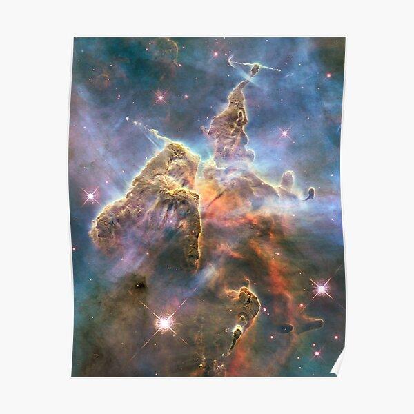 Télescope Hubble-M104 ngc4594 Sombrero Galaxy Espace Poster Print