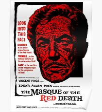 The Masque of the Red Death Poster