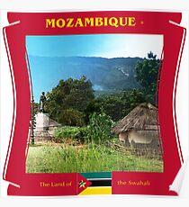Mosambik - Das Land der Swahali Poster