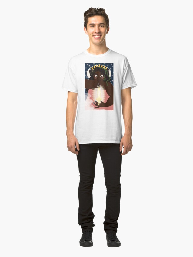 Alternate view of Ace of Swords Classic T-Shirt