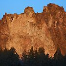 Smith Rock at Sun-Up by Randy Richards