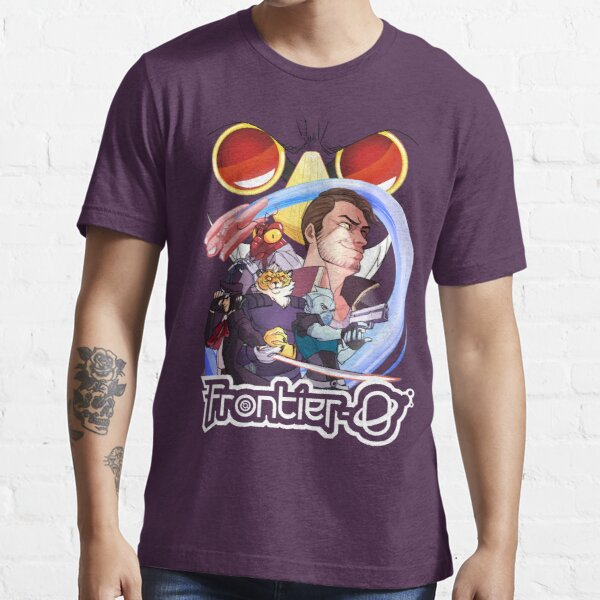 Frontier-0 Poster T-shirt! Essential T-Shirt