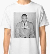 Martin Luther King Jr Mug Shot Classic T-Shirt
