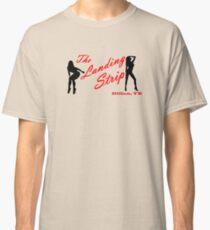 The Landing Strip - Friday Night Lights Classic T-Shirt