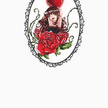 Tender Rose by cherrykiss1025