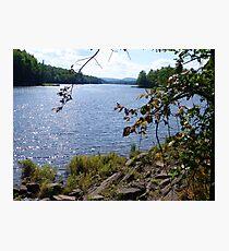 Madawaska River Photographic Print