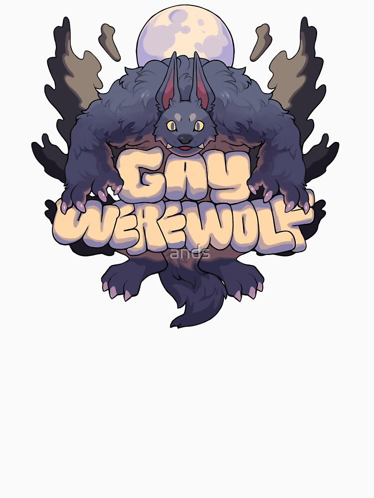 gay werewolf by ands