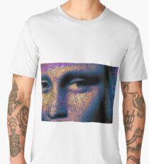 Mona Lisa Eyes 1 Men's Premium T-Shirt