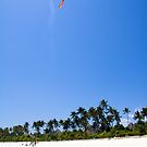 Kite Surfing! by James Hughes