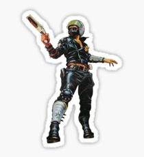 Mad Max - Poster Art Sticker