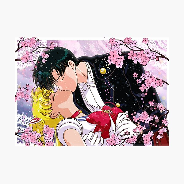 Eternal Kiss Photographic Print