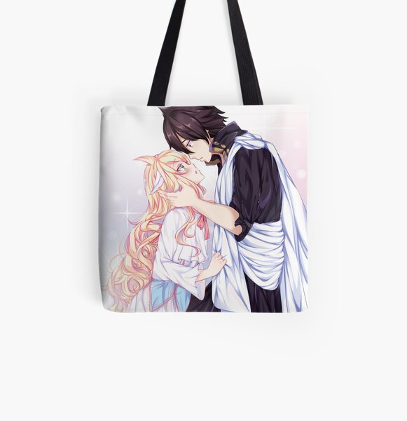 Mavis x Zeref All Over Print Tote Bag