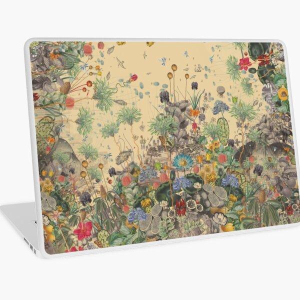 Garden Surround Laptop Skin