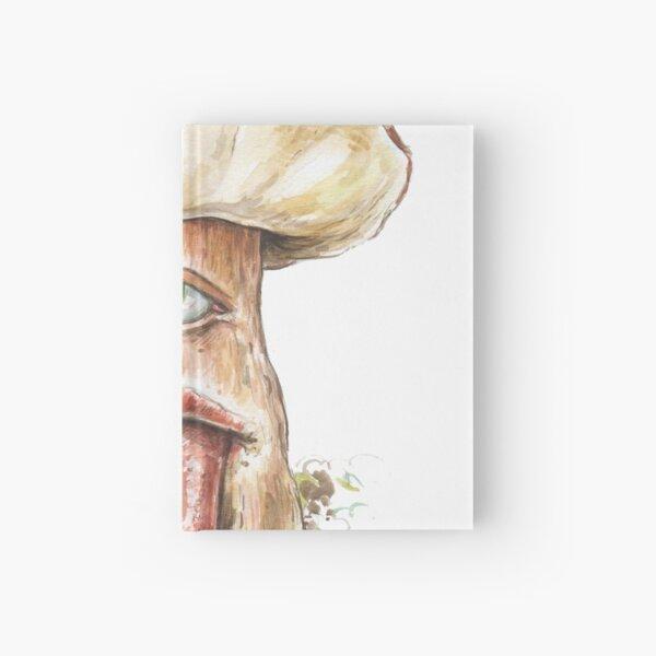 Komischer Pilz Notizbuch