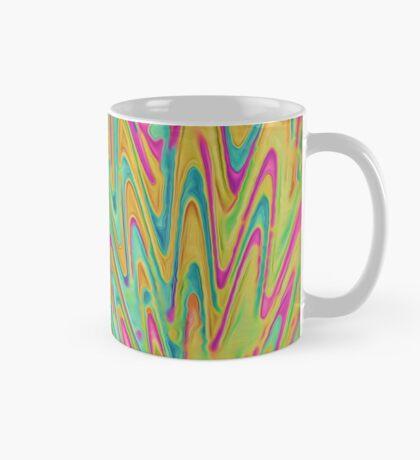 Abstract Newborn Star Mug