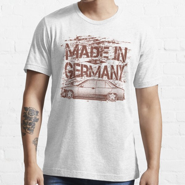 """W201 """"Made in Germany"""" Essential T-Shirt"""