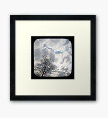 Clouds TTV Framed Print