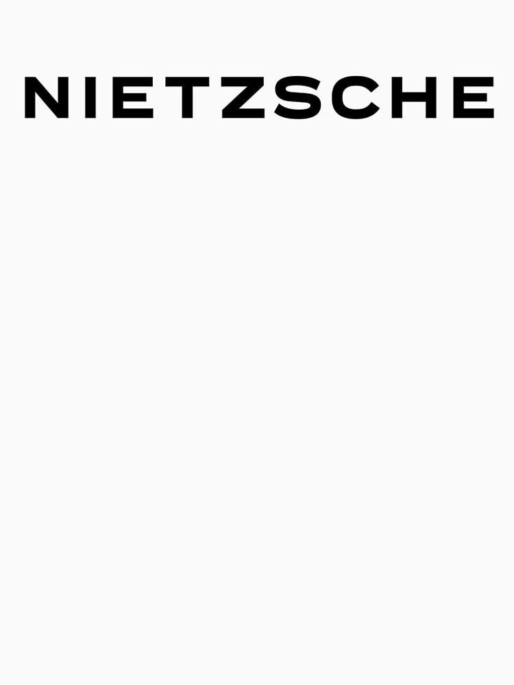Nietzsche Quote Mens Premium T Shirt By Ethansix Redbubble