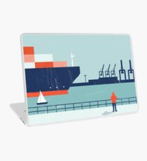 Hamburg Laptop Skin