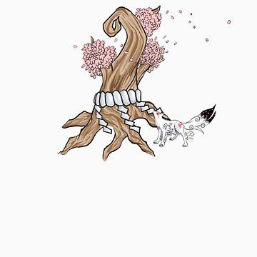 Sakura Tree by cherrykiss1025
