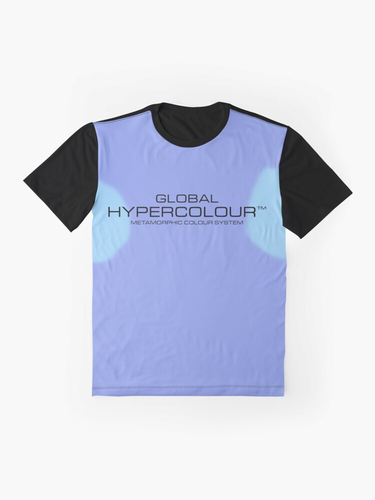 Alternate view of NDVH Global Hypercolour Graphic T-Shirt