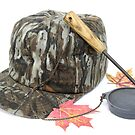 Turkey Slate Call and Hat by tdixon8875