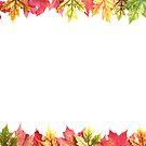 Polycolor Maple Border by tdixon8875