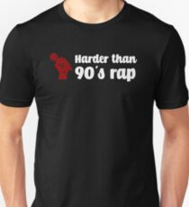 90's rap hip hop retro music Unisex T-Shirt