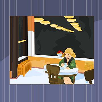 Automat by Hopper by alapapaju