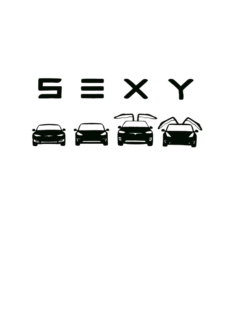 Tesla Sexy