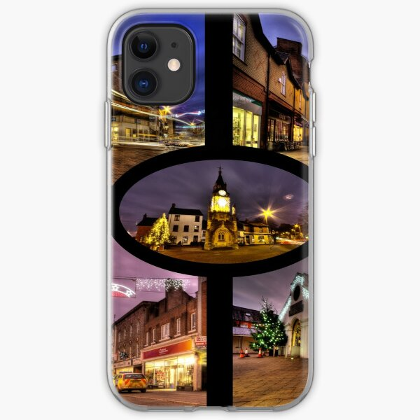 Christmas at Tiverton  iPhone Soft Case