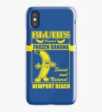 Bluth's Original Frozen Banana iPhone Case