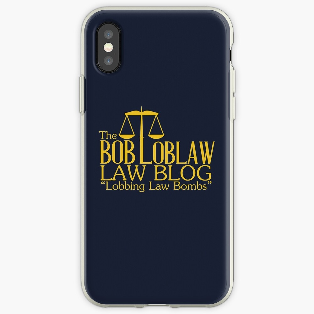 Der Bob Loblaw Low Blog iPhone-Hülle & Cover