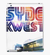 SYDE.KWEST iPad Case/Skin
