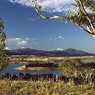 Lake Jindabyne by Terry Everson