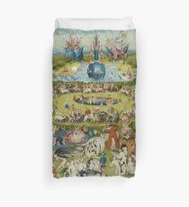 Der Garten der Lüste - Hieronymus Bosch Bettbezug