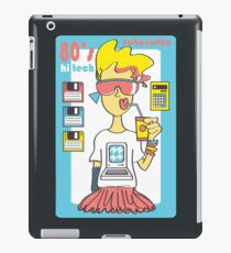 Hi Tech Girl iPad Case/Skin