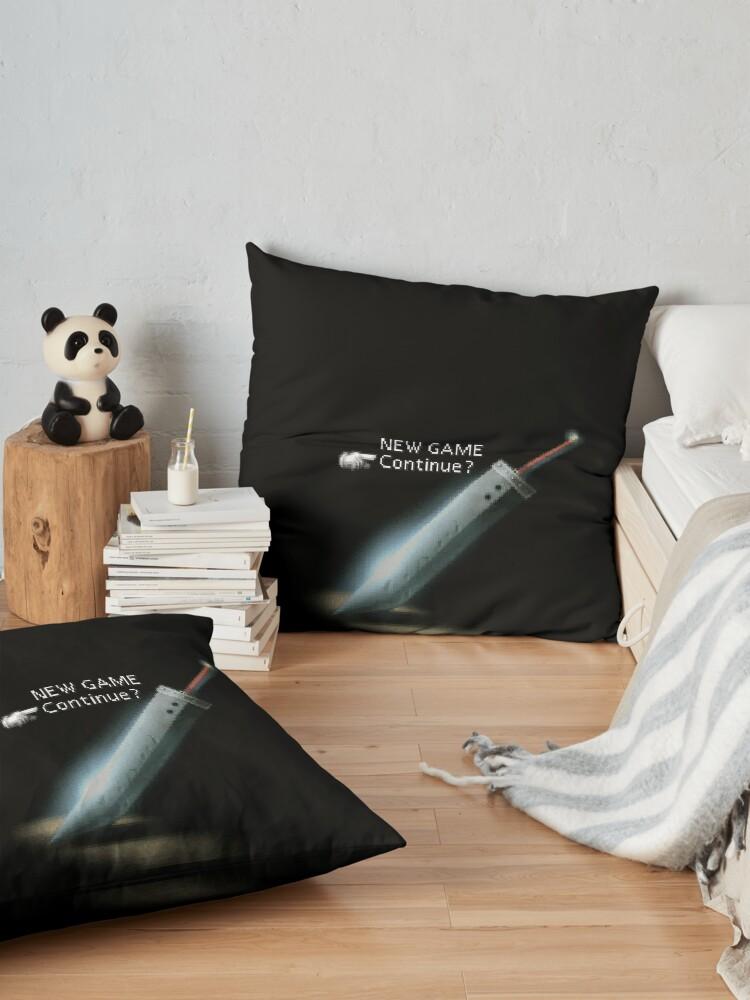Alternate view of Final Fantasy Floor Pillow