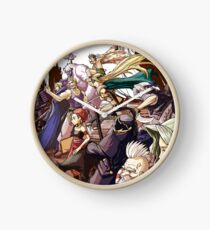 Final Fantasy VI Clock