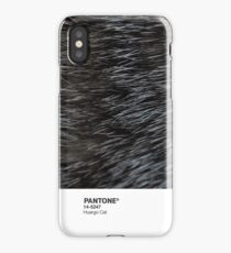 Pantone Huargo Cat iPhone Case/Skin