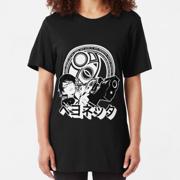 Umbra witch Bayonetta Slim Fit T-Shirt